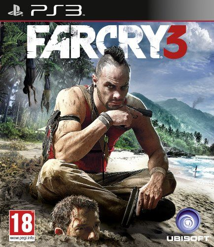 40 Best Selling Sony Playstation 3 PS3 Games for July 2013  |  Far Cary 3  | Only £15.00