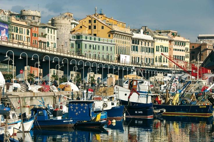 """""""Ho ricordato, lo confesso, i versi di Montesquieu sul piacere di lasciare Genova e il famoso proverbio italiano: Mare senza pesci, donne senza bellezza, ecc. ecc."""" (Stendhal"""""""