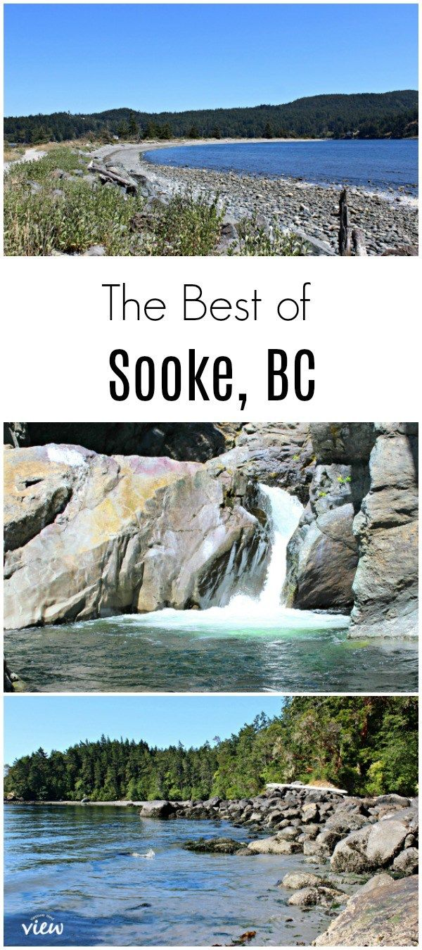 The best of Sooke. Find out why you should put Sooke on your list of places to explore while visiting Vancouver Island. This post will help you discover the top things to see and do while in Sooke.