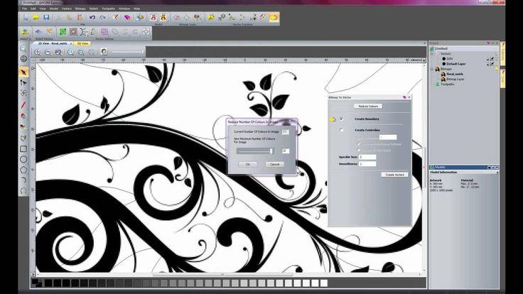 ArtCAM Express 2011 - Create a sundial