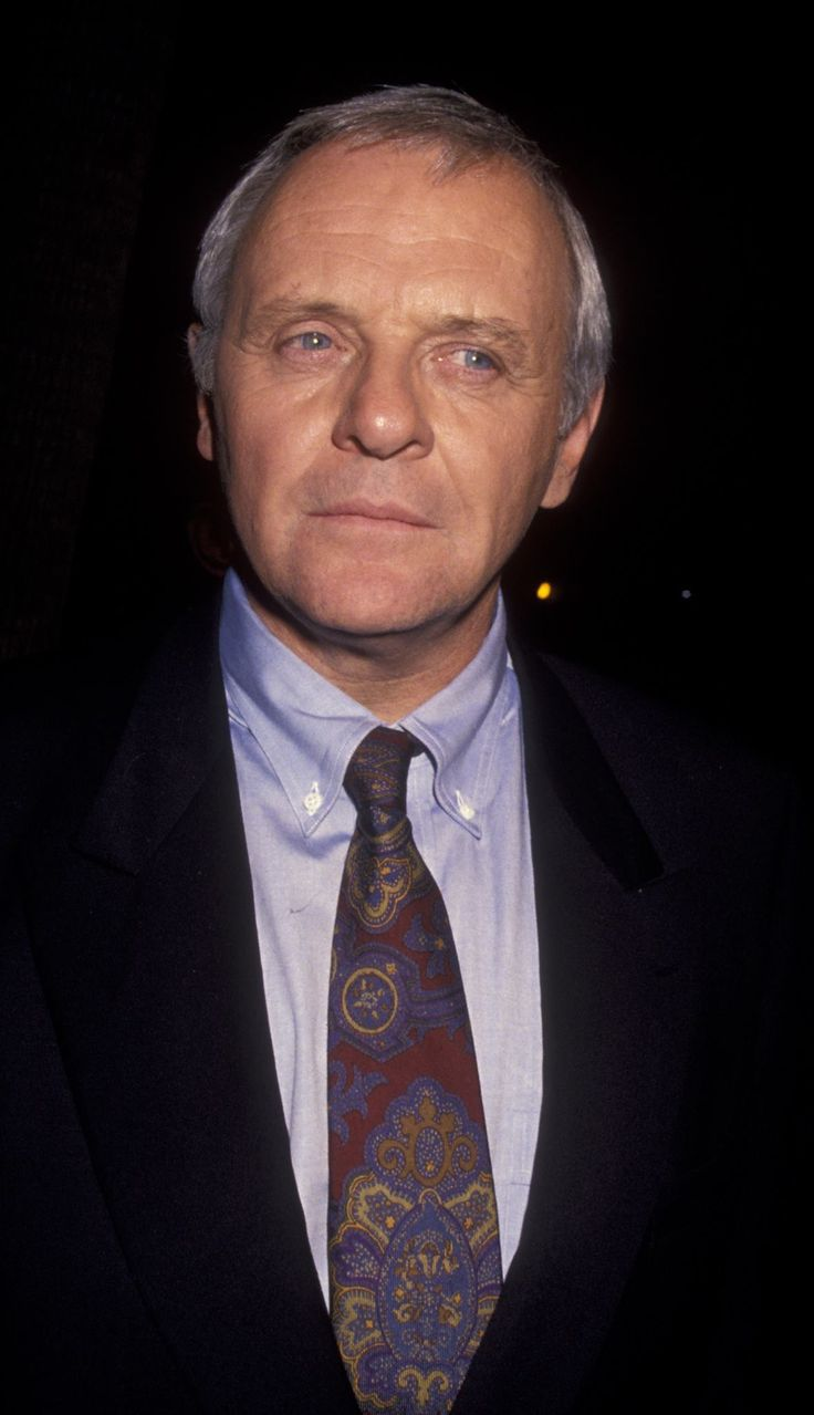 17 Best images about Men of the entertainment world on ... Anthony Hopkins