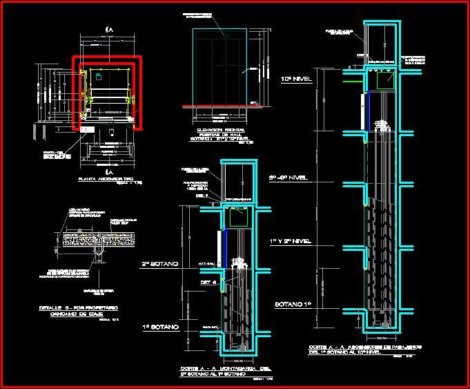 Details Elevator