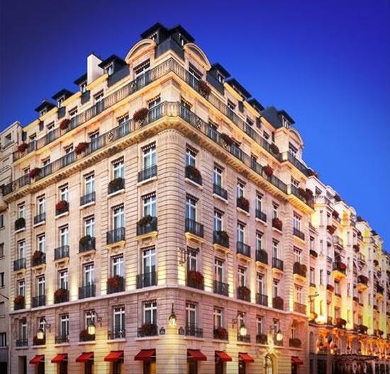 PARIS | Hôtel Le Bristol Paris | #hotelbar #luxury