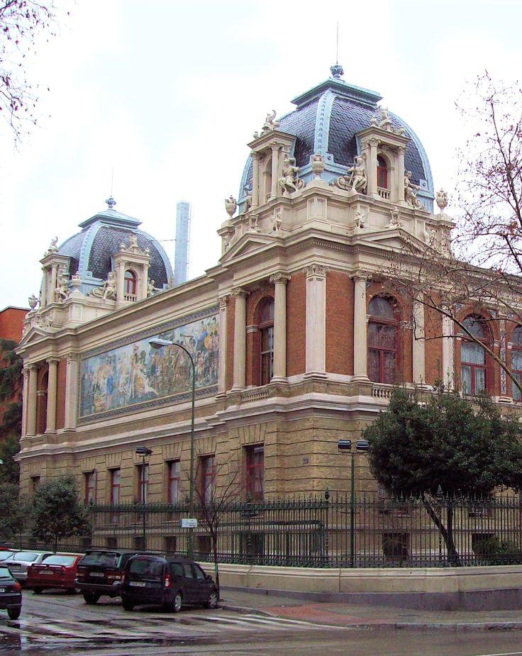 M s de 25 ideas incre bles sobre arquitectura de escuela - Escuela superior de arquitectura de san sebastian ...
