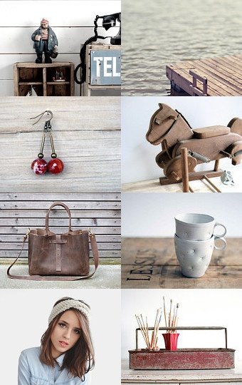 vintage love - Ellen's Alley treasury