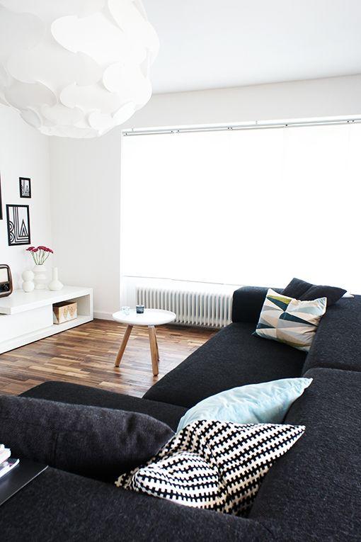 Via Annipalanni | Nordic | Ferm Living | IKEA | Grey and White