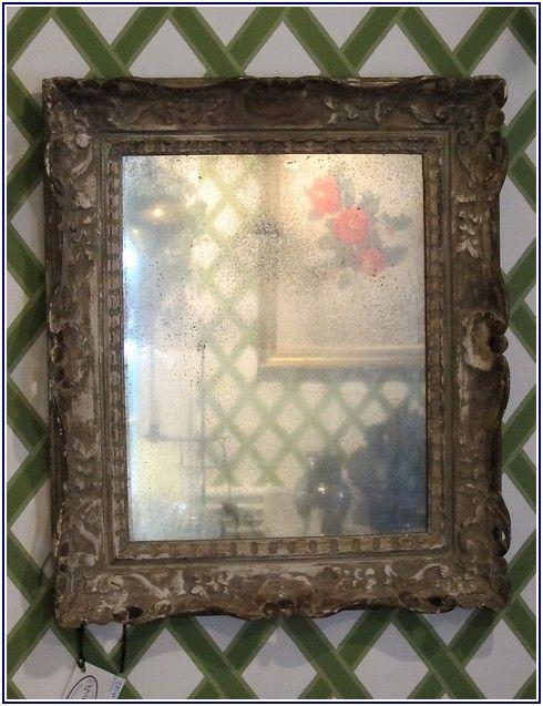 Terrific Antique Mirrors Glass