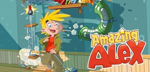Amazing Alex: Conoce el nuevo juego de Rovio disponible para Android