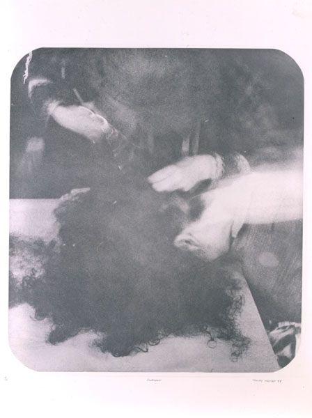 Tracey Moffatt, Laudanum Series, 1998, Photogravure, 76×57cm,