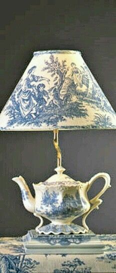 Cute tea lamp