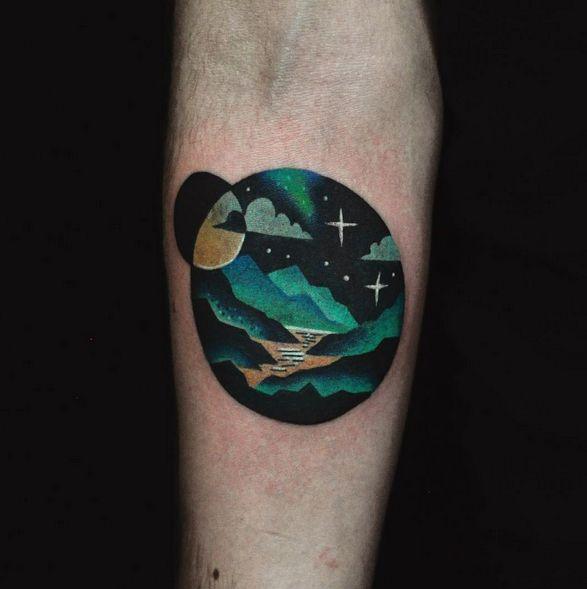 Best 25 scotland tattoo ideas on pinterest tree thigh for Sang bleu tattoo