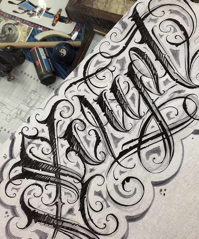17 Best Images About Calligraffi╉i On Pinterest