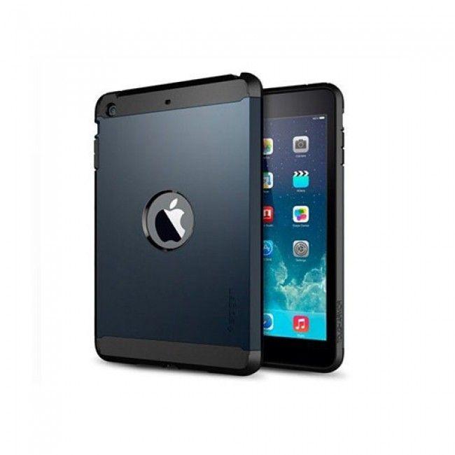 Hybrid (Tummansininen) iPad Air Suojakuori - http://lux-case.fi/ipad-air-suojakuoret.html