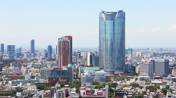 At the center of Roppongi Hills stands the 238 meter Mori Tower, one of the tallest buildings in the city. While most of the building is occ...
