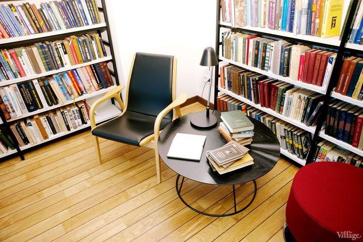 Фото дня: Как выглядит современная библиотека. Изображение № 23.