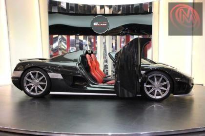 Koenigsegg CCX 2012