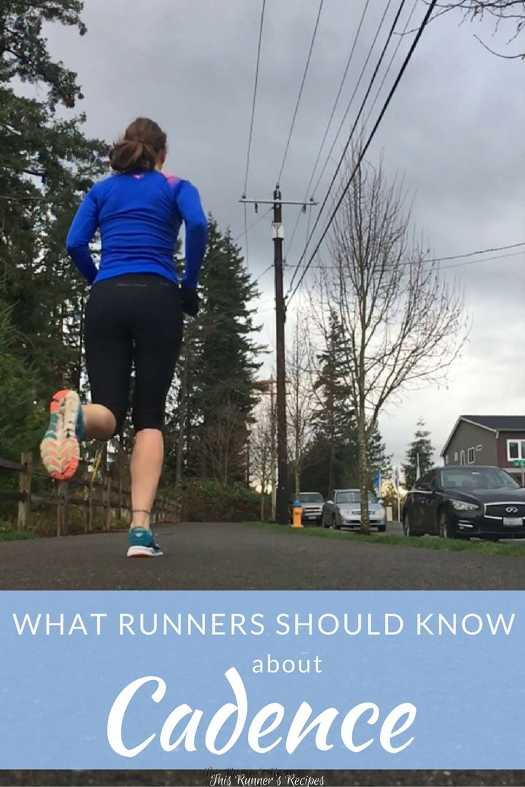 Prevent Injury by Improving Your Running Cadence