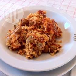 Sartù di riso a modo mio @ allrecipes.it