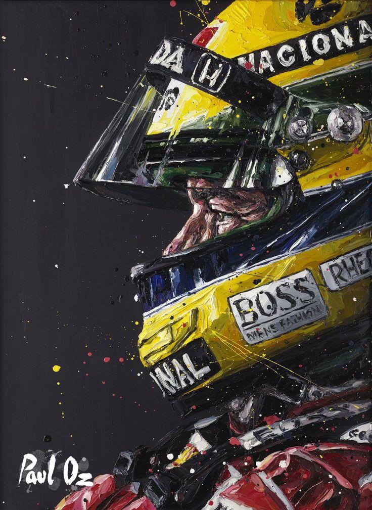 Paul Oz - Ayrton Senna