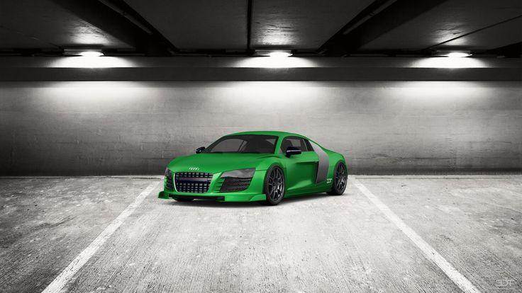 Audi R8 2107 Tantra Edition