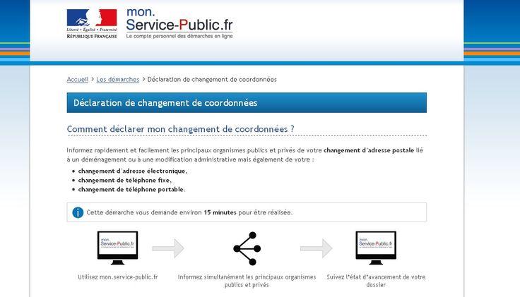 Déclaration de changement de coordonnées sur https://mdel.mon.service-public.fr/je-change-de-coordonnees.html