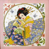 ORIENTALES 02 - Geisha