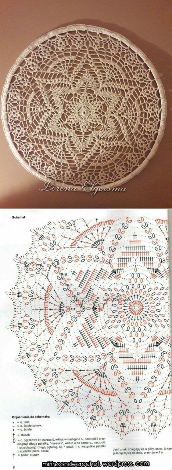 130 best Atrapasueños en crochet images on Pinterest | Dream ...