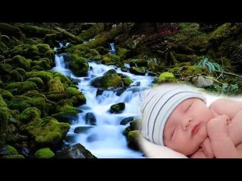 Potok voda zvuky ~ relaxovat ~ bílý šum ~ ukolébavka