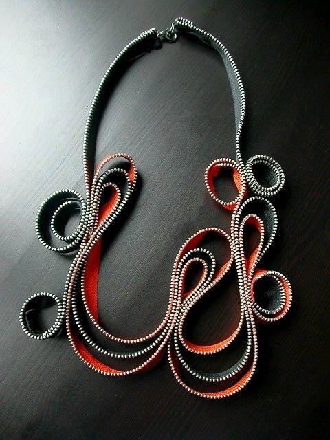 La collana di cerniera di fuoco