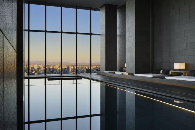 Nos Hotels Preferes A Tokyo Hotel Piscine Tokyo Beaux Hotels