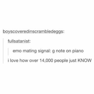 Yup lol I wanna do this at school because we have a piano in like the student gathering area