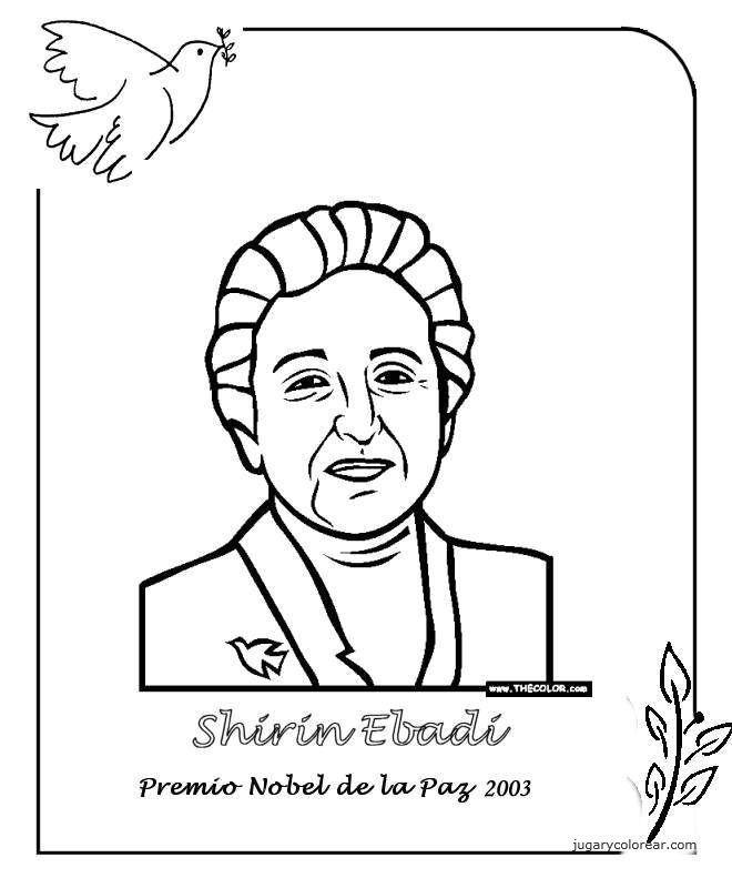 Menta Más Chocolate - RECURSOS PARA EDUCACIÓN INFANTIL: Premios NOBEL de la PAZ