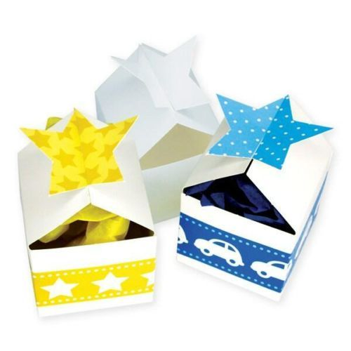 Star Gift Boxes - Pack of 5 - - - FREE DELIVERY ACROSS AUSTRALIA