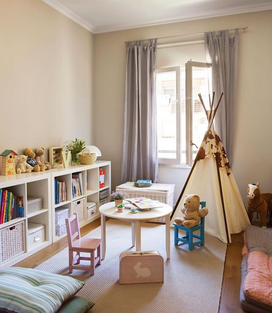 Las 25 mejores ideas sobre estantes de juguetes en - Habitaciones de juguetes ...