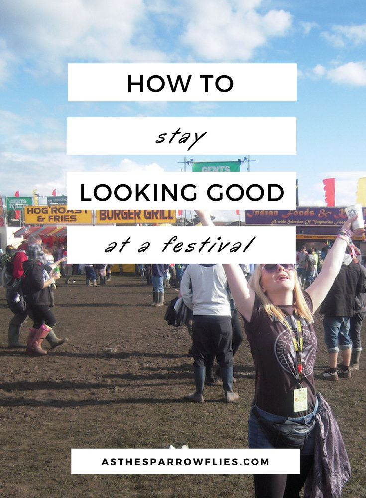 Festival Tips | Camping Holidays | Festival Fashion | The UK