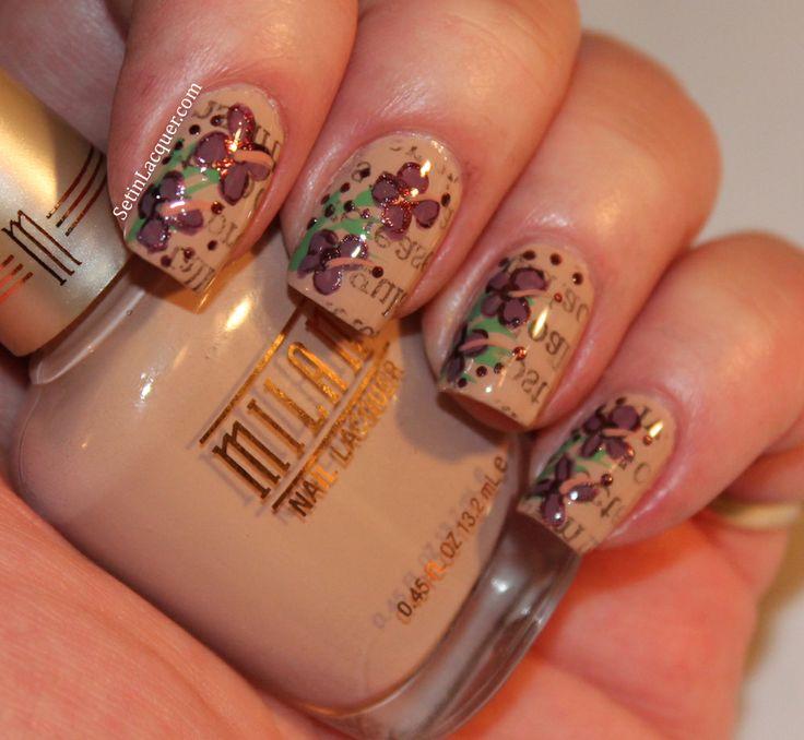 309 mejores imágenes de Nail Art en Pinterest   La uña, Clavos de ...