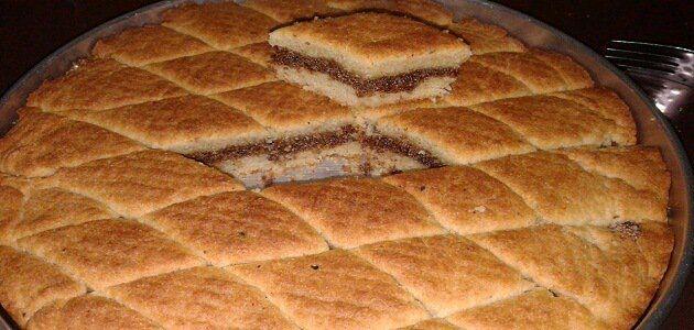 طريقة عمل الحجازية الاسكندرانية بالمكسرات وبدون سمن Food Bread