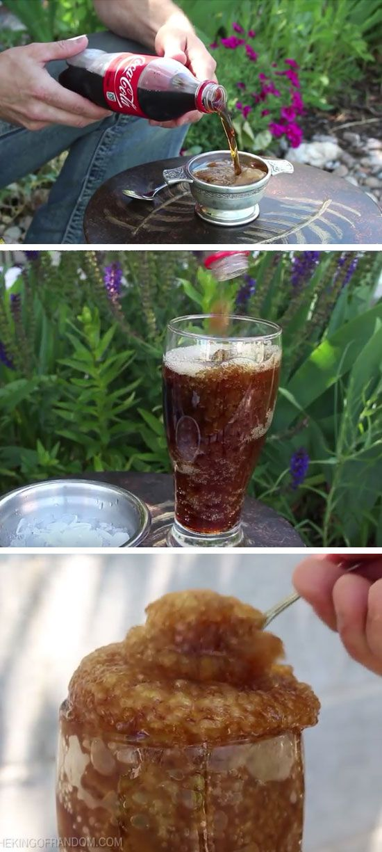 Self Freezing Coca-Cola Trick | 16 DIY Summer Activities for Teens Outside | Fun Summer Ideas for Kids Outside Games