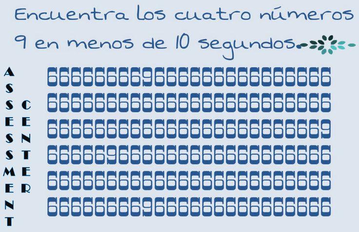 Vamos! #JuegosMentales