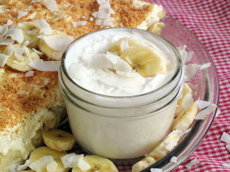 Coconut Banana Creme Pie Lotion -- Generous 8 oz. Jar- A Creamy ...
