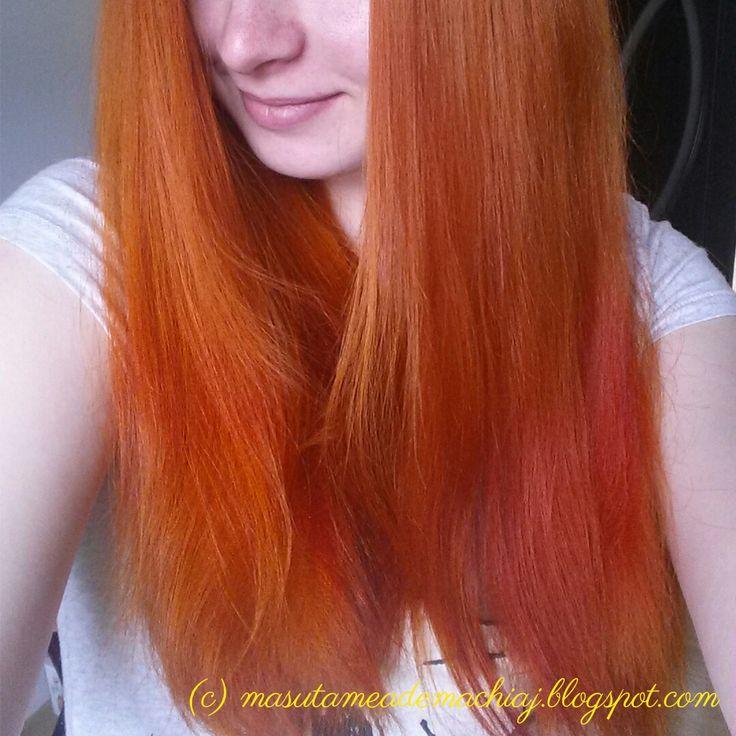 girl, redhead, red, redhair, orange hair, orange, hair, mmdm