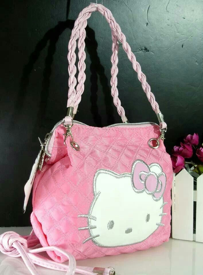 ffb67d0de Hello Kitty pink purse | Hello Kitty | Hello kitty purse, Hello kitty  handbags, Hello kitty bag