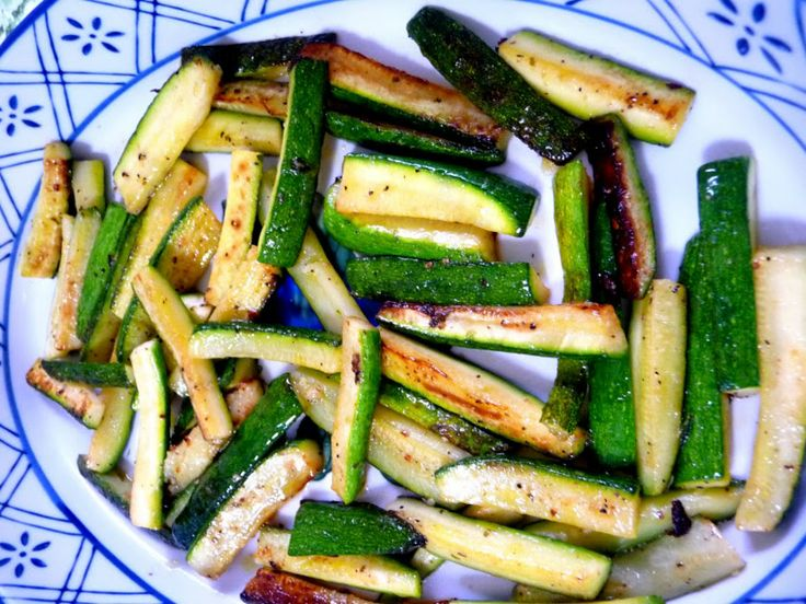 sauteed zucchini   the best recipes are often the simplest