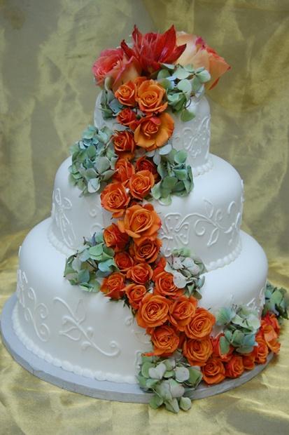 Sanibel island wedding cakes