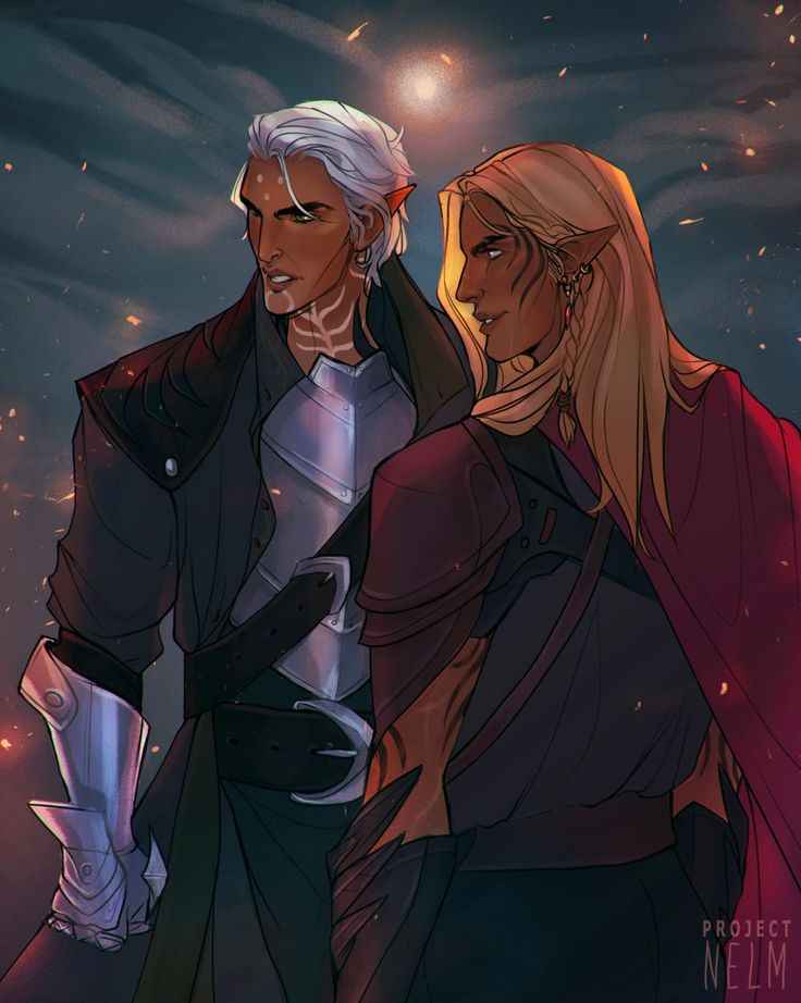 Now see if fenris looked like this in the game I would have romances him much more easily