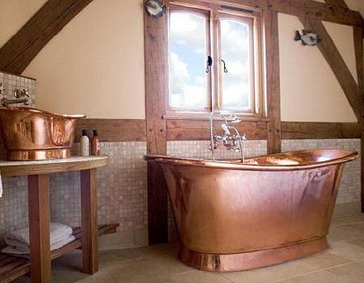 copper bath tub - Copper Bathtub