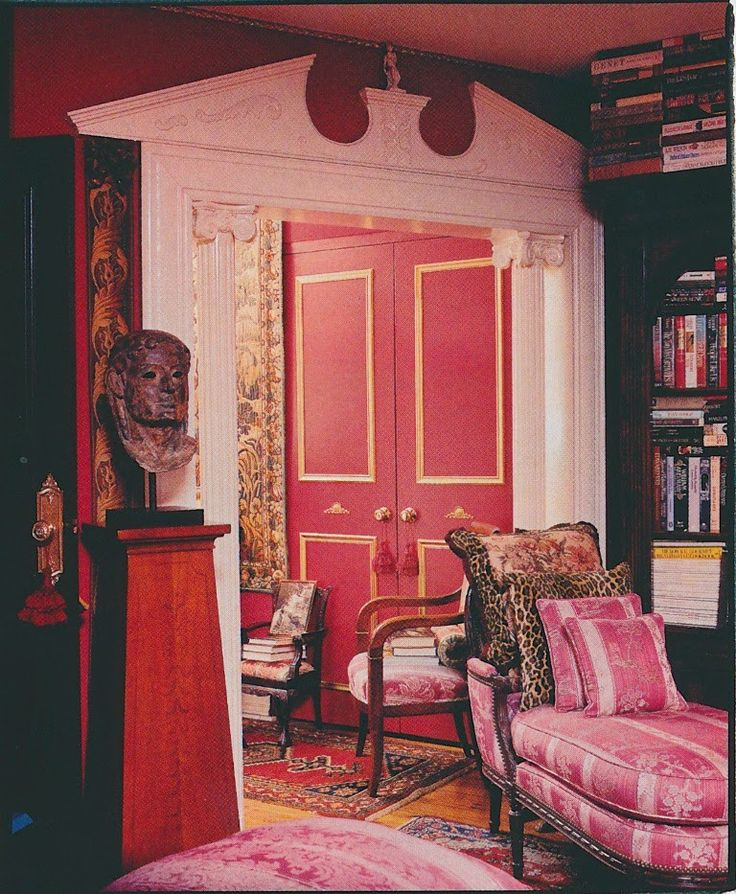 301 best Pink Interiors images on Pinterest | Board, Chairs and ...