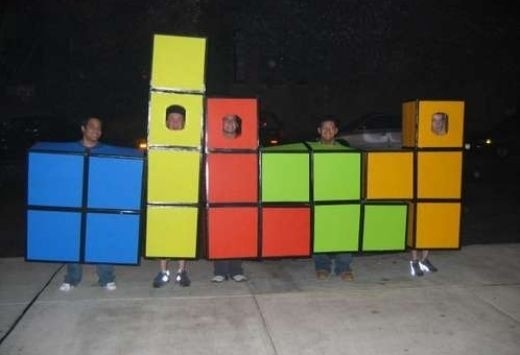 Halloween Costumes 2011: 10 Best Group Costume Ideas for Men and Women - International Business Times
