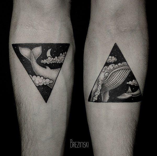 Tattoos by Brezinski 2014 part 2 on Behance