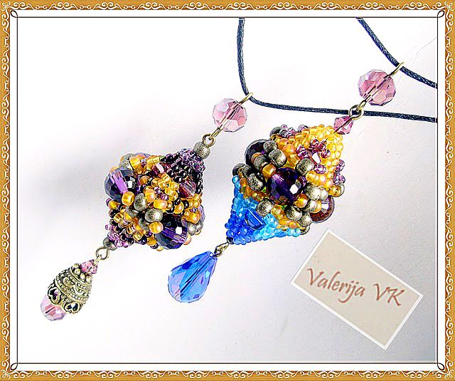 * free beaded bead pattern